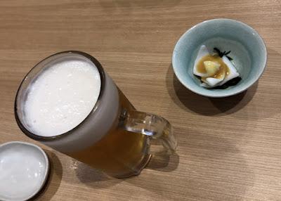 活魚料理 魚榮(さかえ) ドリンク注文