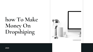 How To Start Dropshipping with no Money in  2020