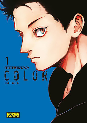 Manga: Review de Color Recipe Vol. 1 de Harada - Norma editorial