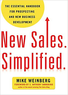 New Sales. Simplified.: The Essential Handbook for Prospecting and New