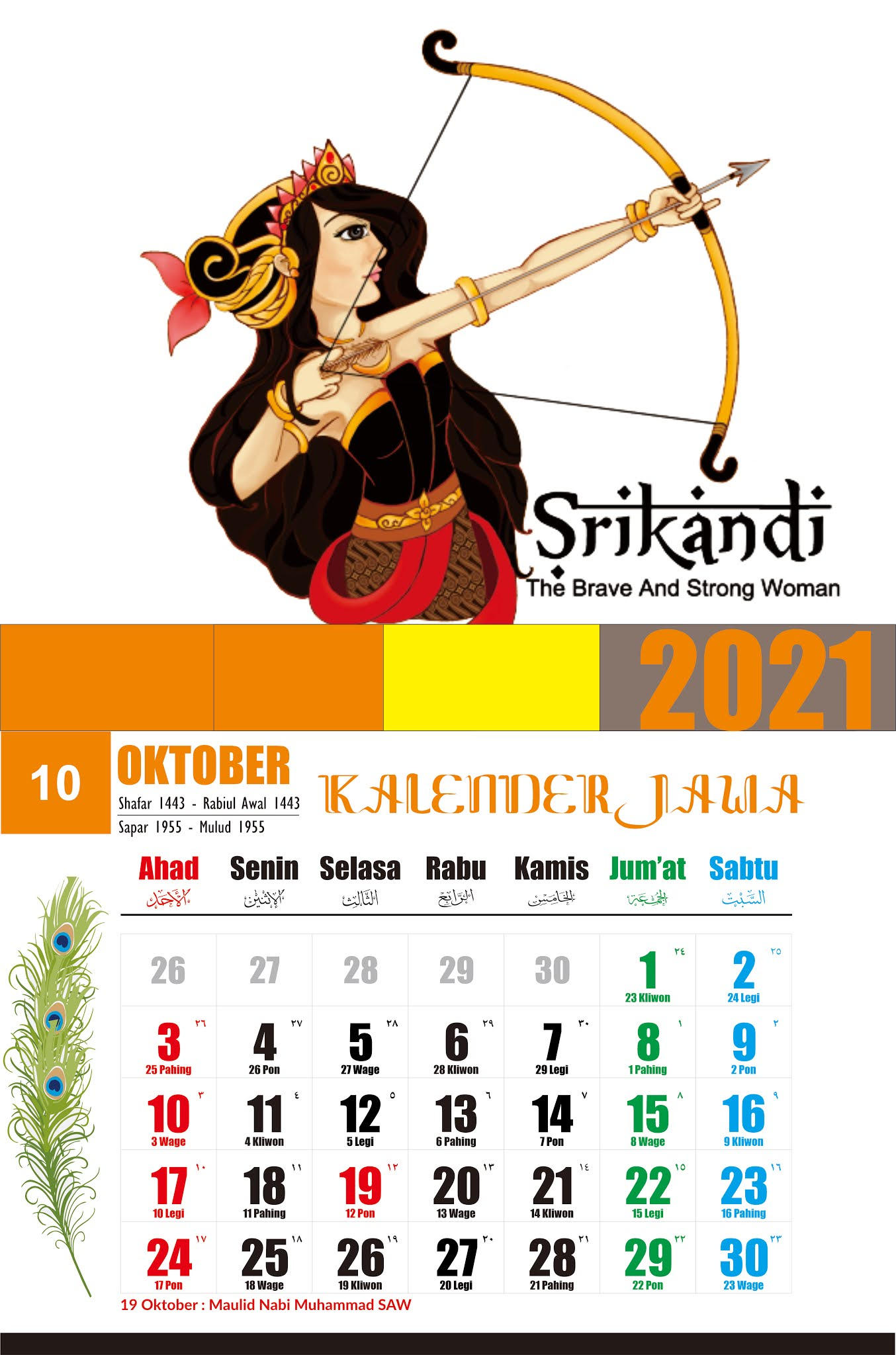 Download kalender jawa 2021 pdf, jpg, cdr gratis - weton.id