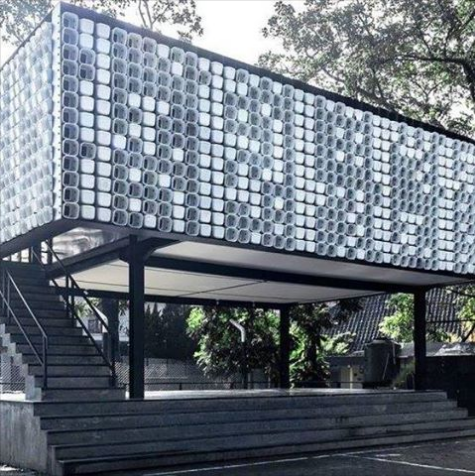 Microlibrary Bandung