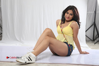 Actress Smitika Acharya New Poshoot Gallery  0010.JPG