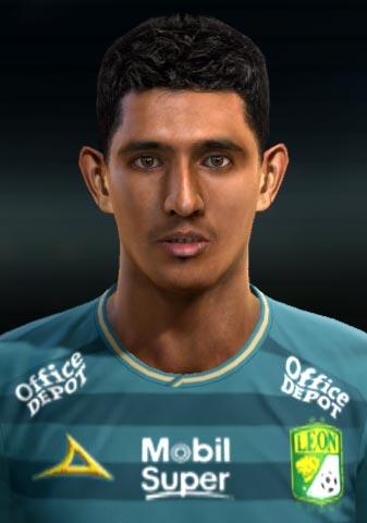 Elías Hernández Face For PES 2013