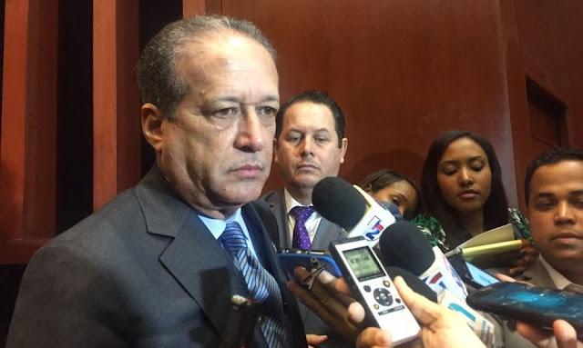 Reinaldo Pared dice que él debe ser el próximo Presidente de la República por el PLD ya que siempre ha estado al frente