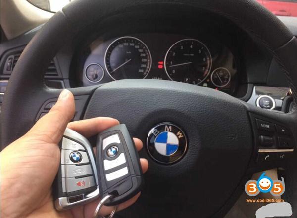 cgpro-BMW-CAS4 добавьте ключ-6