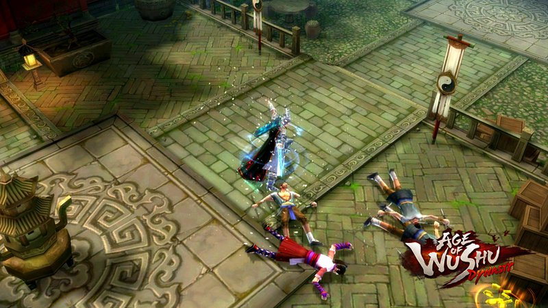 Age of Wushu Dynasty builds on the innovative features of its predecessor  as well as adding new mechanics designed with mobile in mind: