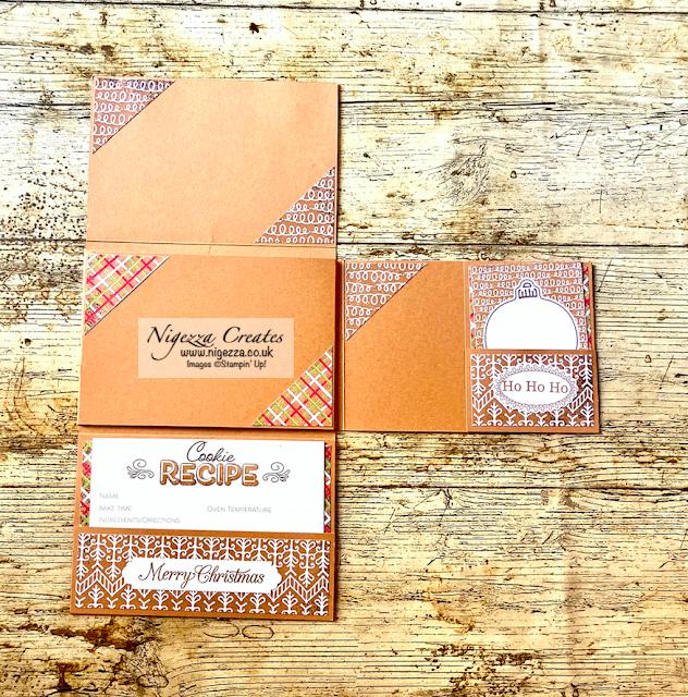 Pootler Video Hop: Gingerbread & Peppermint Mini Album