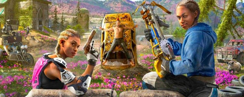 Trailer de lanzamiento de Far Cry: New Dawn