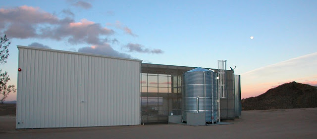 Modular Shipping Container Home in Mojave Desert, California 5