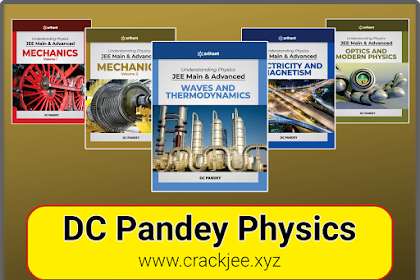 [Pdf] Arihant DC Pandey Understanding Physics for JEE Main and Advanced | Download