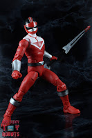 Power Rangers Lightning Collection Time Force Red Ranger 31