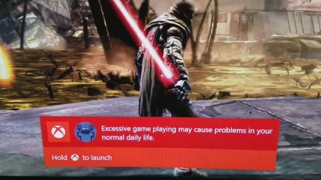 Jogar de maneira excessiva pode causar problemas em sua vida