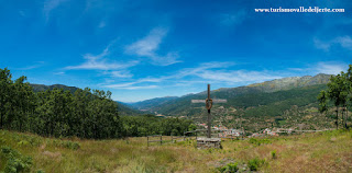 Monte de la Cruz en Tornavacas (Valle del Jerte)