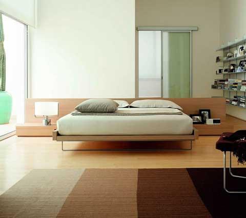 A deco elementos de dise o cabeceras de cama for Colores zen para dormitorio