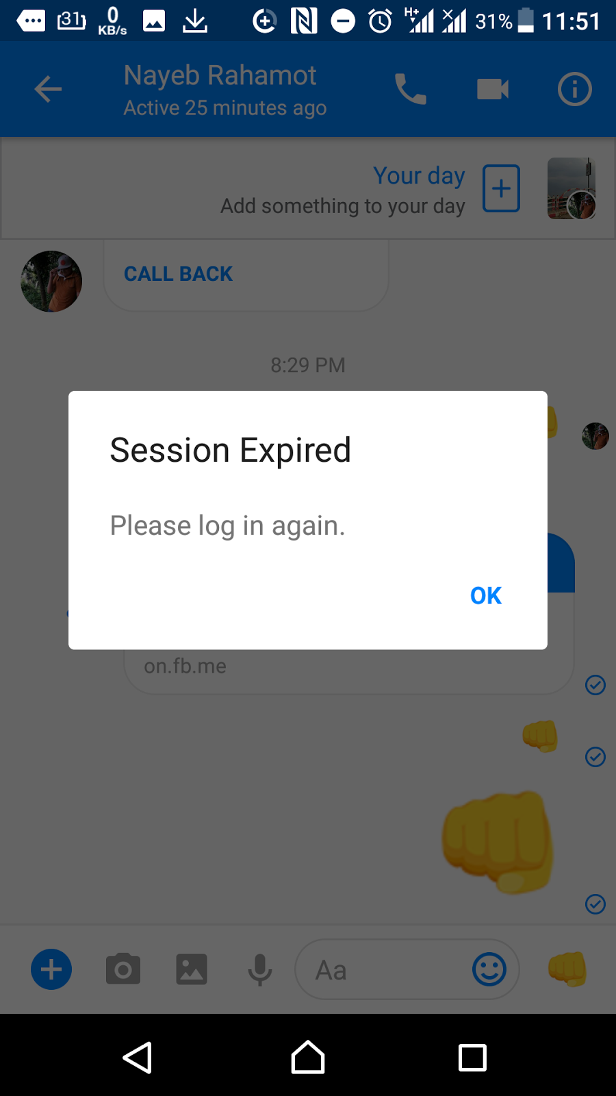 Guide log out Facebook Messenger on iOS/Android the fastest