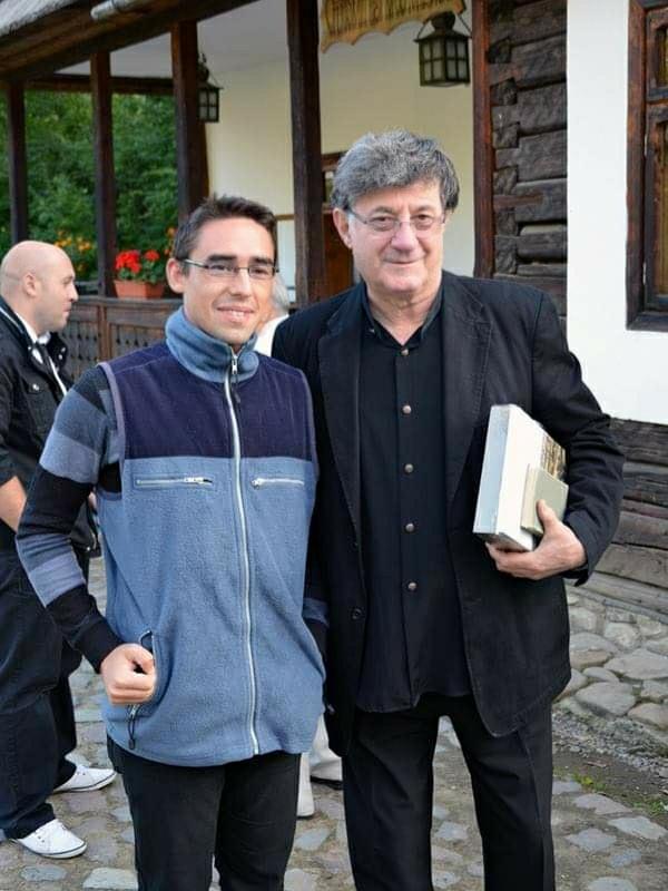 In memoriam Ion Caramitru