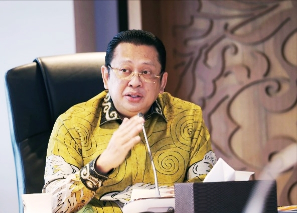 Ketua MPR RI Bambang Soesatyo: Teroris Di Papua Lakukan Kejahatan Transnasional Terorganisasi
