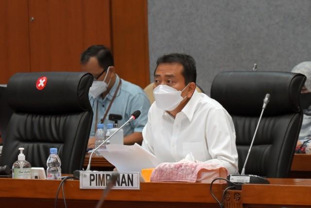 Syaiful Huda Imbau Kemendikbudristek Dan Pemda Lakukan Mitigasi PTM