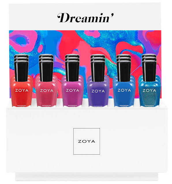 Zoya: Dreamin' Summer 2021 Collection