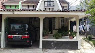 Rp.750 Jt dijual cepat rumah posisi hook tengah di venesia sentul city