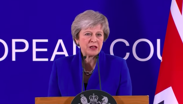 "Theresa May: ""I will make the case for this deal with all my heart"