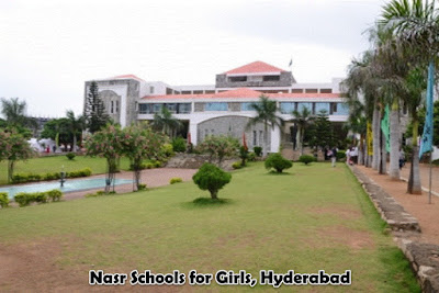Nasr Schools for Girls, Hyderabad
