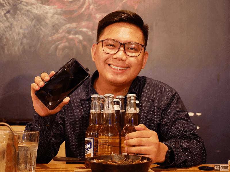 #DurabilityChallenge: Open a bottle of beer using HONOR 9X's pop-up cam!