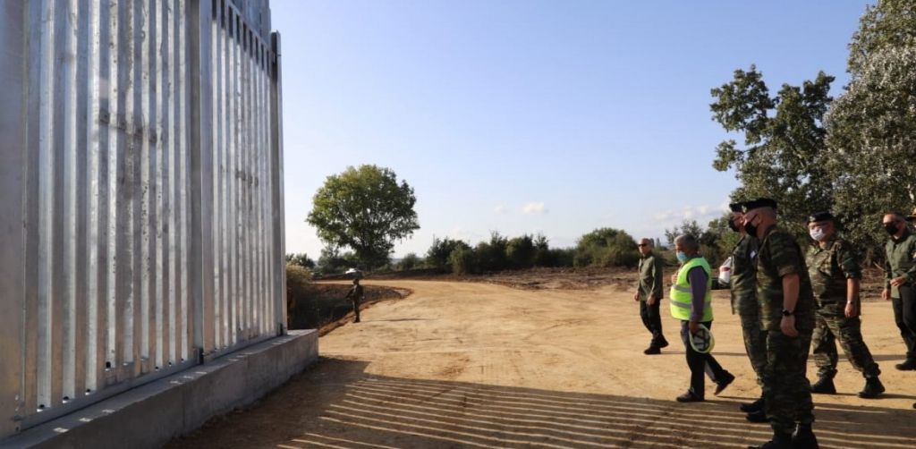 Εβρος: Εξετάζεται επέκταση του φράχτη ή κατασκευή νέων τμημάτων