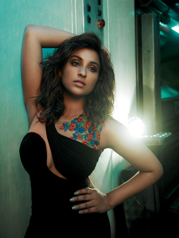 Parineeti Chopra - Femina India Magazine July 2014