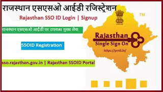 RAJ SSO  Big Upadate 2020 | Rajasthan Single Sign On