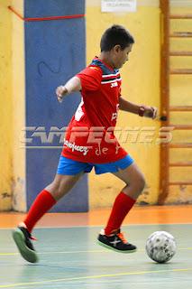 Fútbol-sala Don P´Alpie Aranjuez