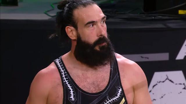 Brodie Lee volta a provocar Vince McMahon no AEW Dynamite