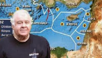 Ο πατέρας της ελληνικής ΑΟΖ, Θεόδωρος Καρυώτης