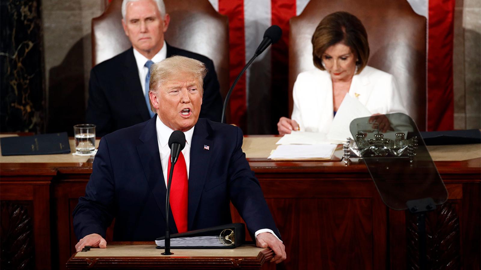 Congressista americano compara discurso de Donald Trump com o wrestling profissional; Lutadores se revoltam