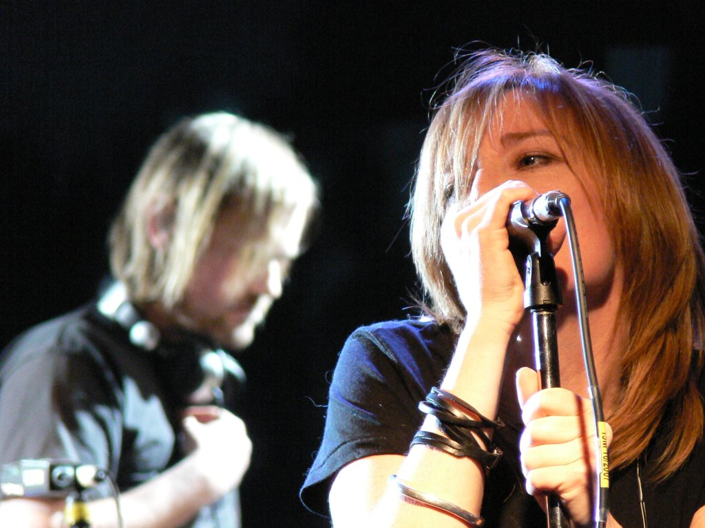 X/Coke >> Portishead, 2012 | The Cover Lovers