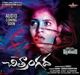 Chitrangada Movie   Frist Look   Anjali in Chitrangada Movie Stills 06.jpg