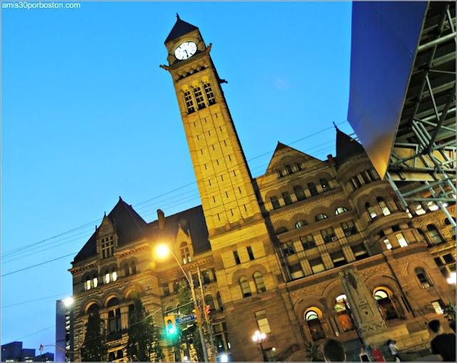 Antiguo Ayuntamiento de Toronto
