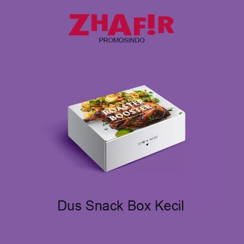 Cetak Dus Snack Box Kecil
