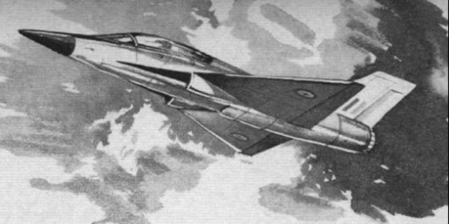 CAC CA-31 Drawing