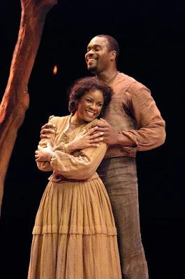 Richard Danielpour: Margaret Garner - Denyce Graves, Eric Greene (Photo Jim Schmid / Opera Carolina)