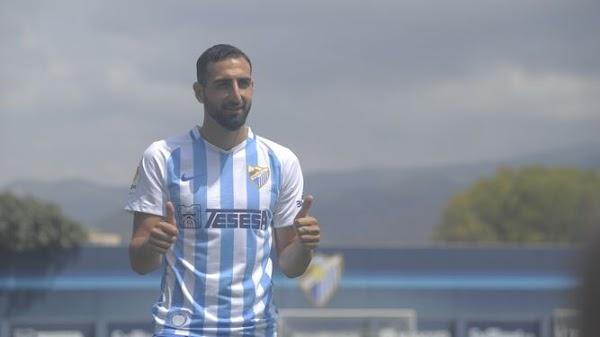 Oficial: Málaga, José Rodríguez cedido al Fuenlabrada