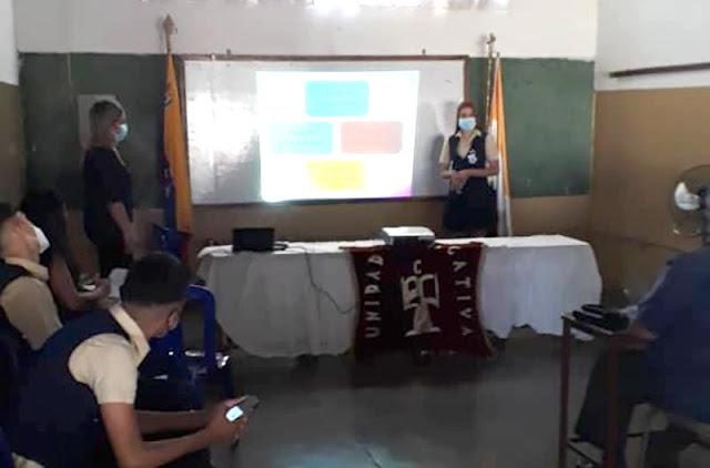 EDUCAR EN TIEMPOS DE PANDEMIA