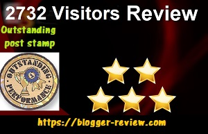 Visitors reviews