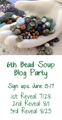 Bead Soup Blog Party reveal 11 August 2012