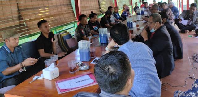 Warga Teluk Naga Bakal Surati Jokowi,karna BPN Kabupaten Tangerang Diduga Ubah NIB Tanah