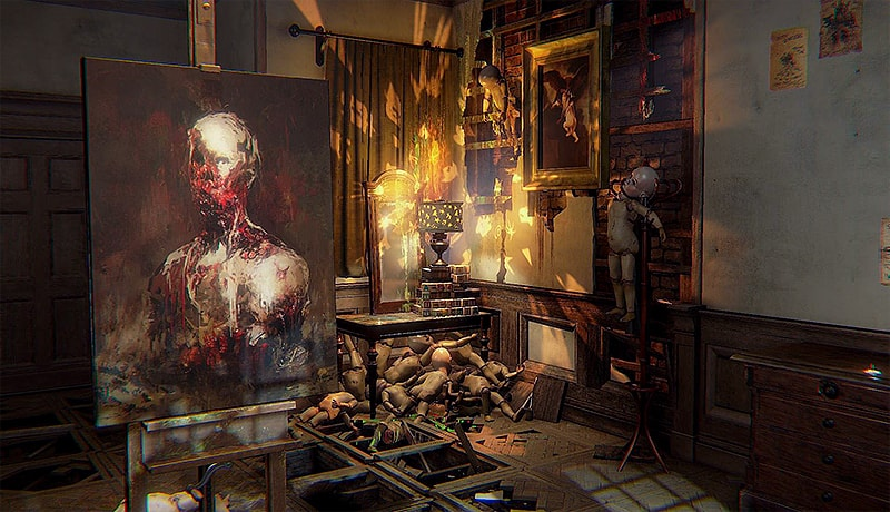 تحميل لعبة الرعب Layers of Fear: Solitude للاندرويد مع جرافيكس خرافي.