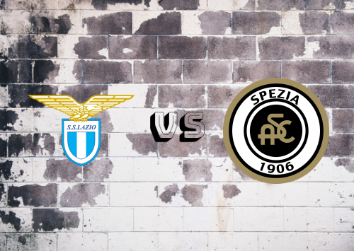 Lazio vs Spezia  Resumen