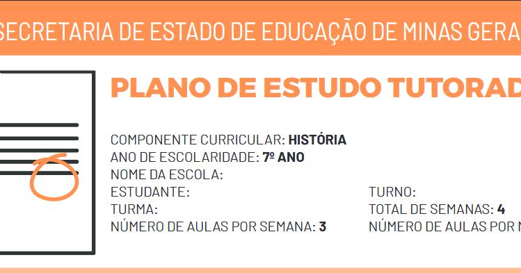 Prof. Ricardo Laporta: 7º ANO - PET 4 - 4ª Semana - A ...
