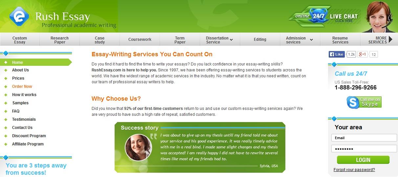 Uk essay writing service reviews